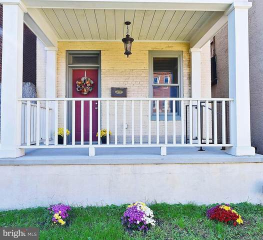 1532 Druid Hill Avenue, BALTIMORE, MD 21217 (#MDBA528354) :: SP Home Team