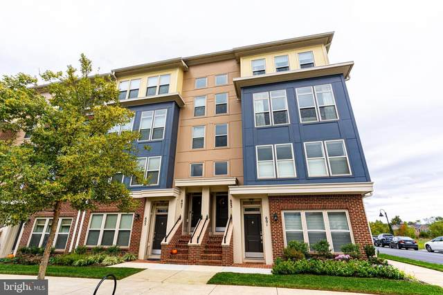 607 Diamondback Drive 10-B, GAITHERSBURG, MD 20878 (#MDMC730822) :: The Sky Group