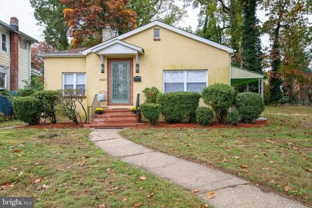 4223 Oakford Avenue, BALTIMORE, MD 21215 (#MDBA528374) :: Fairfax Realty of Tysons