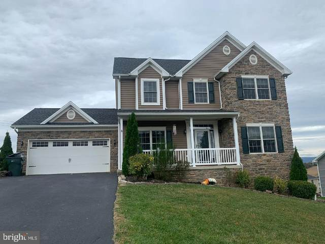 107 Feather Drive, SHIPPENSBURG, PA 17257 (#PACB129032) :: HergGroup Greater Washington