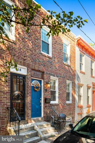 820 N Judson Street, PHILADELPHIA, PA 19130 (#PAPH946532) :: Keller Williams Realty - Matt Fetick Team