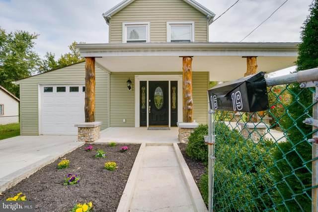 1619 Spence Street, BALTIMORE, MD 21230 (#MDBA528378) :: Revol Real Estate