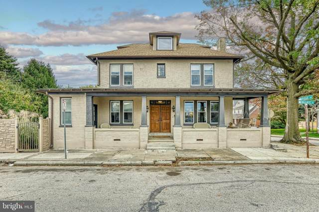 650 Wallace Street, YORK, PA 17403 (#PAYK147612) :: The Joy Daniels Real Estate Group