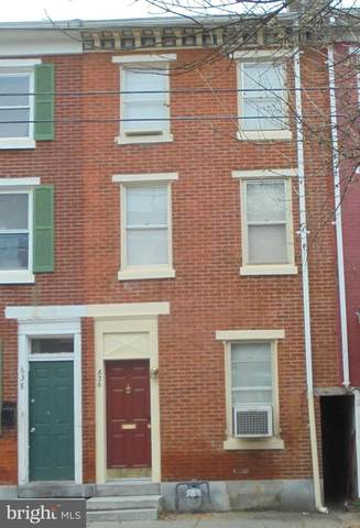636 Cherry Street, NORRISTOWN, PA 19401 (#PAMC667888) :: ExecuHome Realty