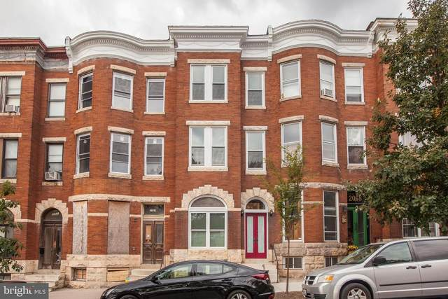 2066 Linden Avenue, BALTIMORE, MD 21217 (#MDBA528400) :: The Redux Group