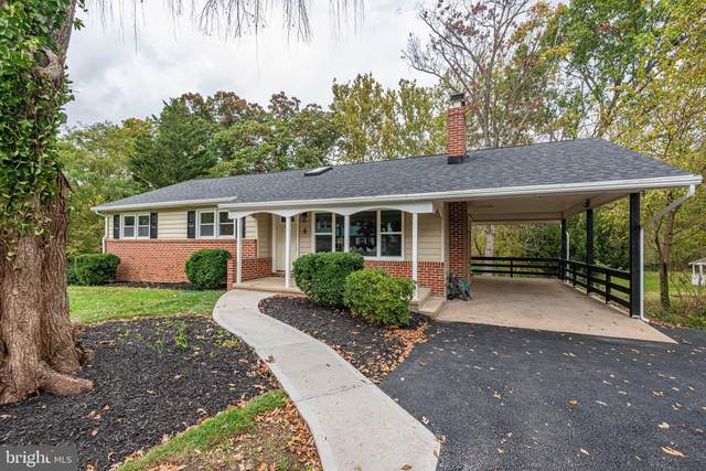 108 Rose Street, LUTHERVILLE TIMONIUM, MD 21093 (#MDBC510206) :: The Dailey Group