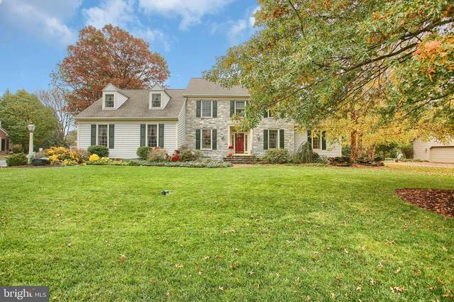 1110 Oakmont Drive, LANCASTER, PA 17601 (#PALA172110) :: The Joy Daniels Real Estate Group