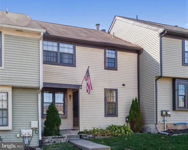 203 Livingston Court, NORTH WALES, PA 19454 (#PAMC667910) :: Linda Dale Real Estate Experts