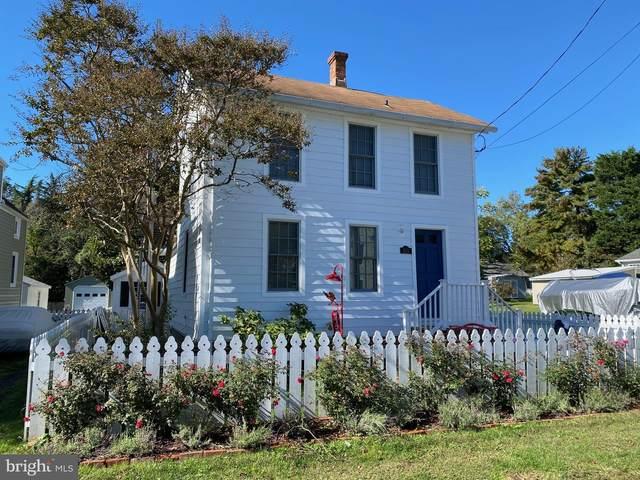 103 Stewart Avenue, OXFORD, MD 21654 (#MDTA139568) :: Certificate Homes