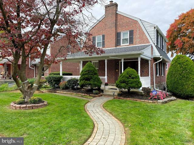 140 Maplewood Avenue, UPPER DARBY, PA 19082 (#PADE529948) :: The Dailey Group