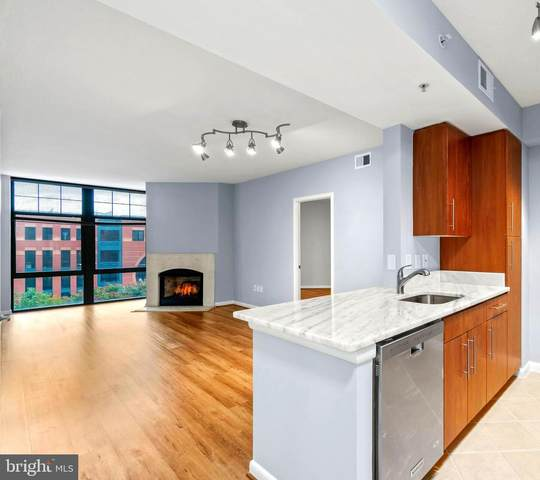 1021 N Garfield Street #531, ARLINGTON, VA 22201 (#VAAR171622) :: The Maryland Group of Long & Foster Real Estate