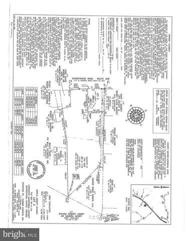 6227 Courthouse Road, SPOTSYLVANIA, VA 22551 (#VASP226166) :: Bob Lucido Team of Keller Williams Integrity