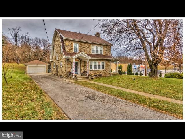 815 E Main Street, DALLASTOWN, PA 17313 (#PAYK147636) :: TeamPete Realty Services, Inc