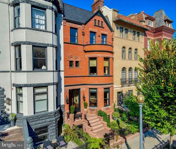 1711 S Street NW, WASHINGTON, DC 20009 (#DCDC492804) :: Bowers Realty Group