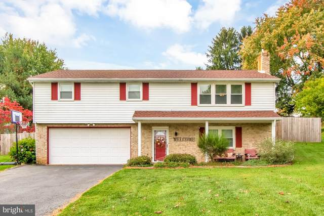 185 Teila Drive, DALLASTOWN, PA 17313 (#PAYK147638) :: Blackwell Real Estate