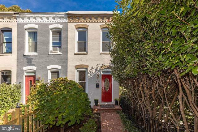 1419 3RD Street NW, WASHINGTON, DC 20001 (#DCDC492810) :: Crossman & Co. Real Estate