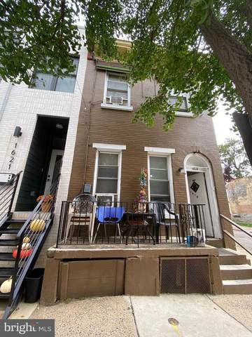 1619 N 26TH Street, PHILADELPHIA, PA 19121 (MLS #PAPH946640) :: Kiliszek Real Estate Experts