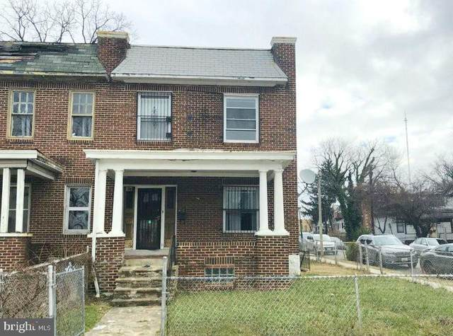 4101 Park Heights Avenue, BALTIMORE, MD 21215 (#MDBA528436) :: Jennifer Mack Properties