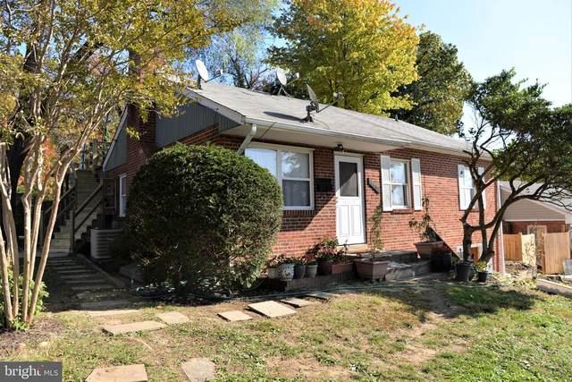 931 S Wakefield Street, ARLINGTON, VA 22204 (#VAAR171630) :: Tom & Cindy and Associates