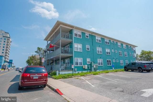 105 17TH Street 10A, OCEAN CITY, MD 21842 (#MDWO117780) :: CoastLine Realty