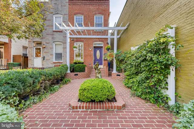 621 S Montford Avenue, BALTIMORE, MD 21224 (#MDBA528442) :: SURE Sales Group