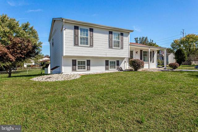 12748 Hillmeade Station Drive, BOWIE, MD 20720 (#MDPG585112) :: The Maryland Group of Long & Foster Real Estate