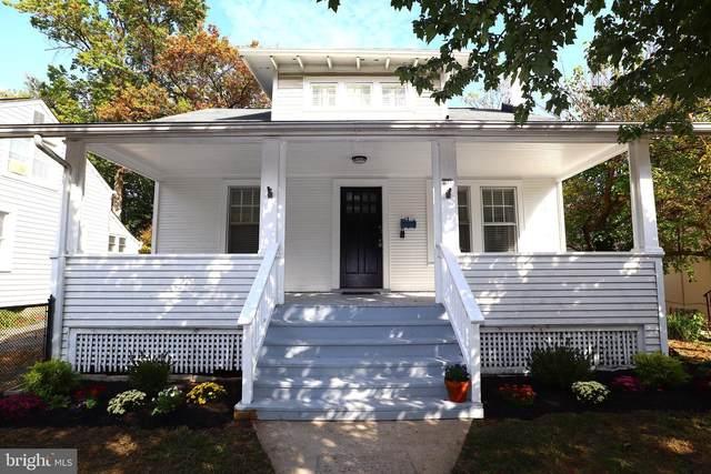 631 23RD Street S, ARLINGTON, VA 22202 (#VAAR171636) :: Eng Garcia Properties, LLC