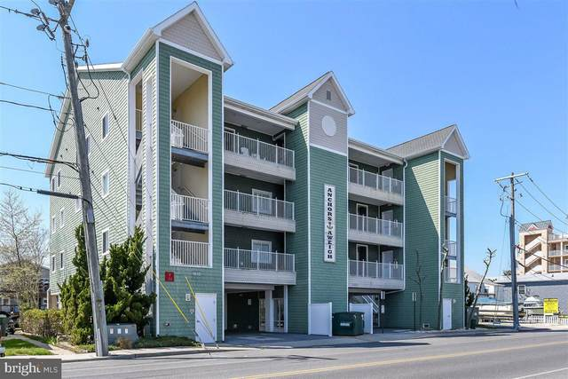 1515 Saint Louis Avenue #301, OCEAN CITY, MD 21842 (#MDWO117786) :: The Gold Standard Group