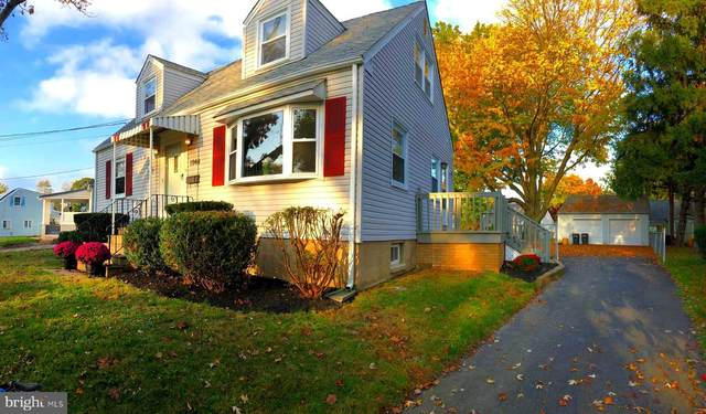 1044 Fireside Avenue, EWING, NJ 08618 (#NJME303534) :: LoCoMusings