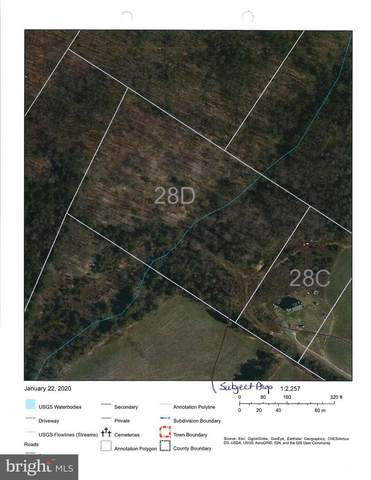 LOT 28D Marquis Road, ORANGE, VA 22960 (#VAOR137750) :: Bruce & Tanya and Associates