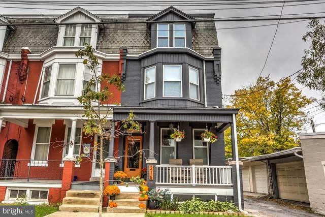 216 E Clay Street, LANCASTER, PA 17602 (#PALA172154) :: Erik Hoferer & Associates