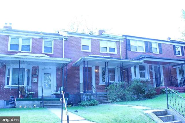 1207 Limit Avenue, BALTIMORE, MD 21239 (#MDBA528466) :: The MD Home Team