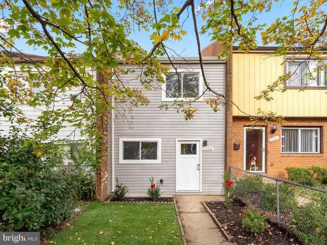 1308 Barnaby Terrace SE, WASHINGTON, DC 20032 (#DCDC492852) :: Integrity Home Team