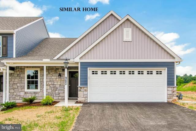 987 Shadowbrooke Drive #76, DOVER, PA 17315 (#PAYK147686) :: Liz Hamberger Real Estate Team of KW Keystone Realty