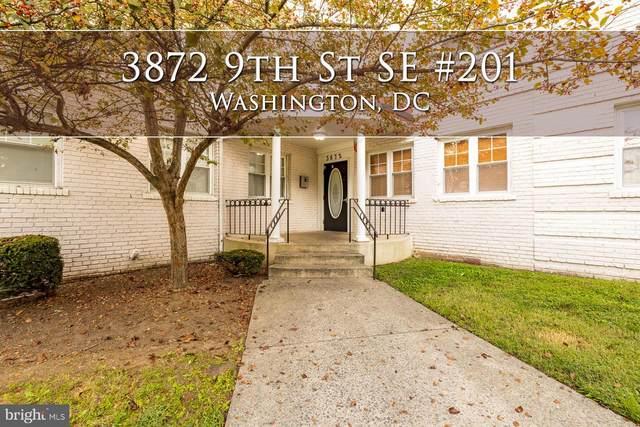 3872 9TH Street SE #201, WASHINGTON, DC 20032 (#DCDC492858) :: Fairfax Realty of Tysons