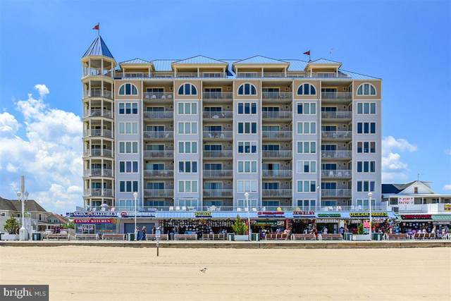 2 Dorchester Street #410, OCEAN CITY, MD 21842 (#MDWO117796) :: The Gold Standard Group
