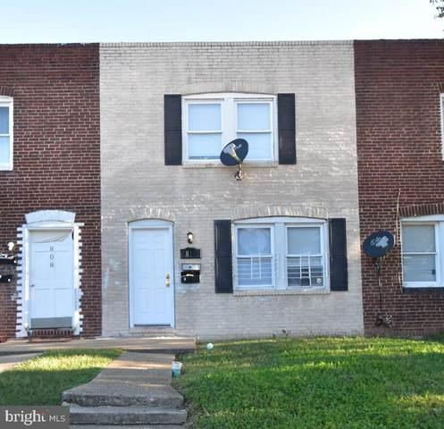 810 E Jeffrey Street, BALTIMORE, MD 21225 (#MDBA528484) :: SP Home Team