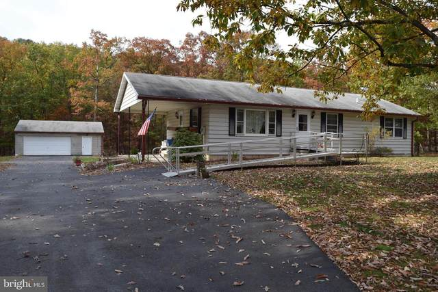 10900 Valley Road, BERKELEY SPRINGS, WV 25411 (#WVMO117634) :: Hill Crest Realty