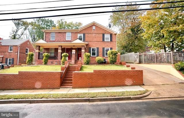 1110 S Frederick Street, ARLINGTON, VA 22204 (#VAAR171656) :: City Smart Living
