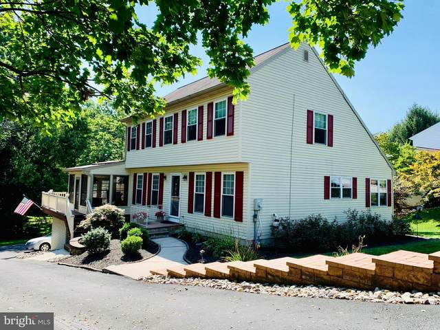 311 Faulkner Drive, LANCASTER, PA 17601 (#PALA172182) :: The Craig Hartranft Team, Berkshire Hathaway Homesale Realty
