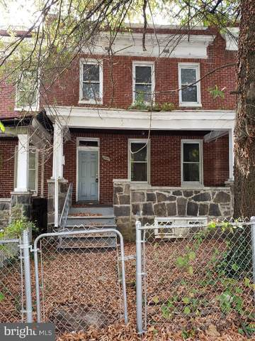 3506 Greenspring Avenue, BALTIMORE, MD 21211 (#MDBA528488) :: The Redux Group