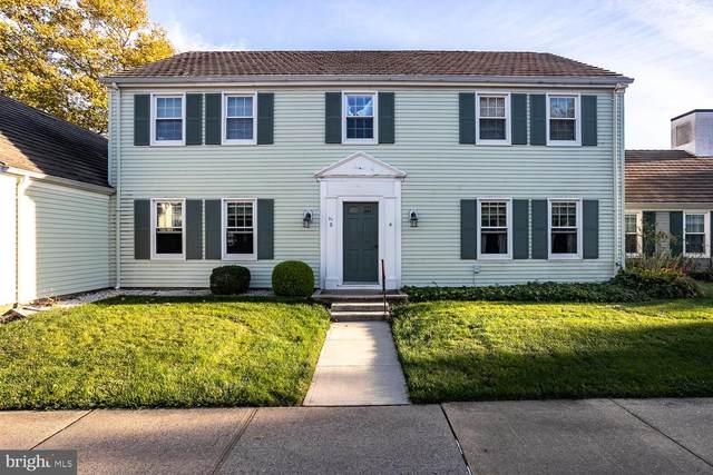 91 Greenfield Lane B, MONROE TOWNSHIP, NJ 08831 (#NJMX125350) :: REMAX Horizons