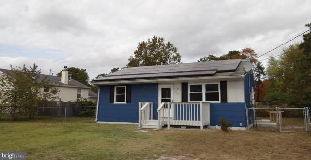 203 Tecumseh Trail, BROWNS MILLS, NJ 08015 (MLS #NJBL384528) :: The Dekanski Home Selling Team