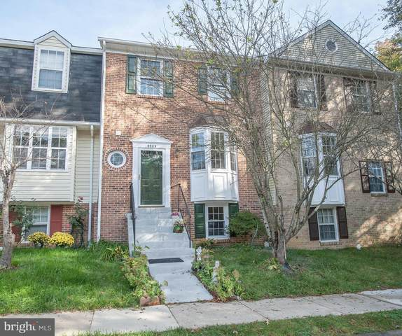 8523 Blue Bird Woods Court, LORTON, VA 22079 (#VAFX1162636) :: The MD Home Team
