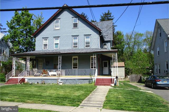 205 - 207 S Church Street, MOORESTOWN, NJ 08057 (#NJBL384532) :: Bob Lucido Team of Keller Williams Integrity