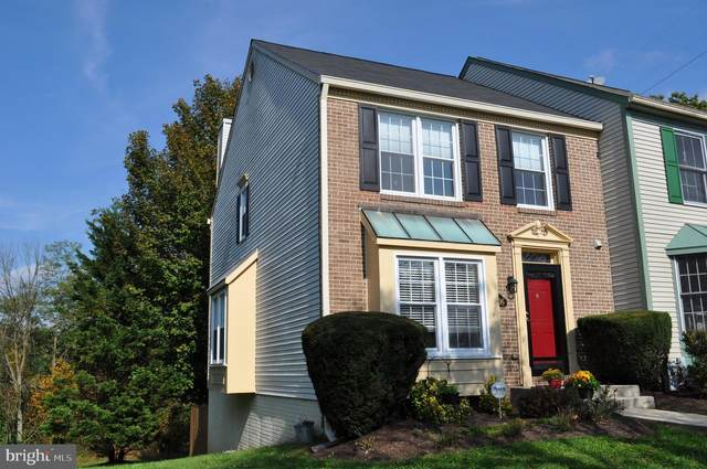 8806 Manahan Drive, ELLICOTT CITY, MD 21043 (#MDHW286800) :: The Redux Group