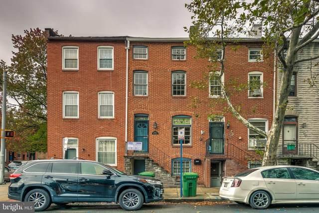 2002 Bank Street, BALTIMORE, MD 21231 (#MDBA528500) :: New Home Team of Maryland