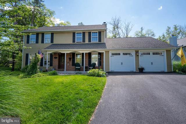 8 Pheasant Run Court, LUTHERVILLE TIMONIUM, MD 21093 (#MDBC510282) :: New Home Team of Maryland
