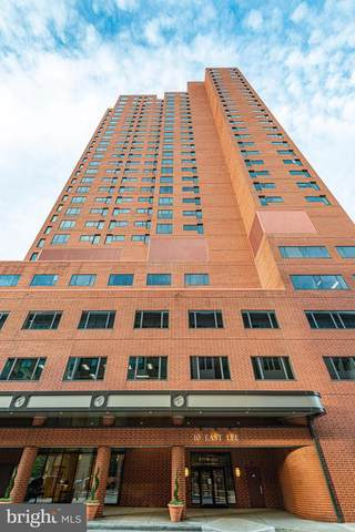 10 E Lee Street #1208, BALTIMORE, MD 21202 (#MDBA528506) :: V Sells & Associates | Compass