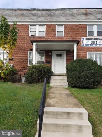 5407 Park Heights Avenue, BALTIMORE, MD 21215 (#MDBA528508) :: EXIT Realty Enterprises